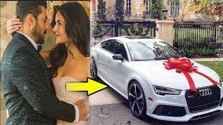 Download महंगे तोहफे देने के लिए मशहूर हैं बॉलीवुड के ये सितारे ! Expensive Gifts Received By Actresses Video