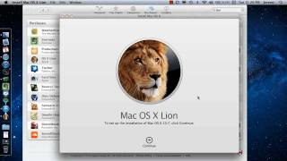Download How to Create a Mac OS X Lion Install Disk Video