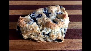 Download Lemon Blueberry Scones - You Suck at Cooking (episode 78) Video