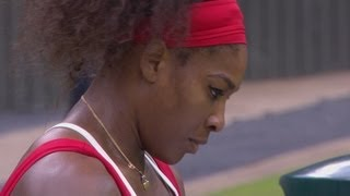 Download S Williams (USA) v Zvonareva (RUS) Women's Tennis 3rd Round Replay - London 2012 Olympics Video