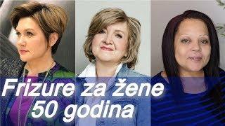 Download Frizure 💋 za žene 50 godina za tanku kosu - Moderne frizure Video