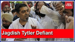 Download Row Over 1984 Riots Accused Jagdish Tytler's Presence At Congress Event In Delhi Video