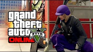 Download GUN GAME! GTA 5 NEW Adversary Mode KILL QUOTA! (GTA 5 Online) Video