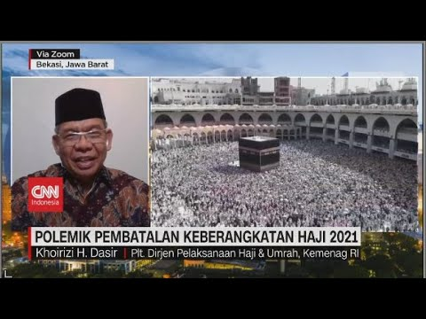 Polemik Pembatalan Keberangkatan Haji 2021