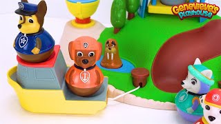 Download Best Preschool Learning Video for Toddlers Teach Colors for Kids Paw Patrol Weebles Toy Playset! Video