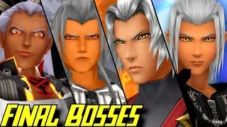 Download Evolution of Final Bosses in Kingdom Hearts Games (2002-2017) Video