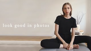 Download How to Look Good in Every Photo ! // model posing + selfie tips Video
