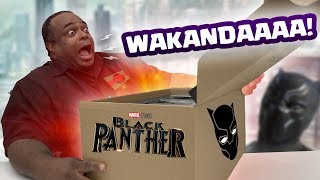 Download BLACK PANTHER MYSTERY UNBOXING! Video