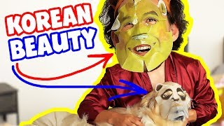 Download Markiplier Tries KOREAN BEAUTY PRODUCTS Video