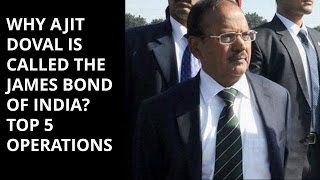 Download WHY AJIT DOVAL IS CALLED THE JAMES BOND OF INDIA? Video