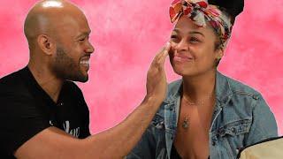 Download Julissa's Boyfriend Does Her Makeup Video