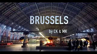 Download Weekend Trip to Brussels 2015⎪Bruxelles⎪Ghent⎪Bruges⎪From London Video