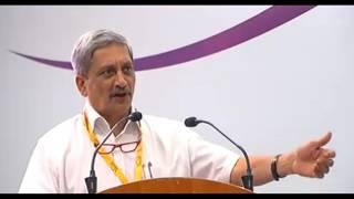 Download Manohar Parrikar's speech at Vibrant Gujarat Summit 2017 Video