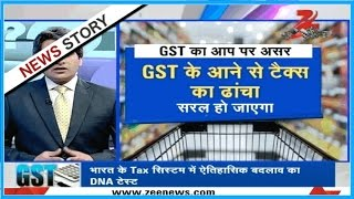 Download DNA: Analysis of functioning of GST bill Video
