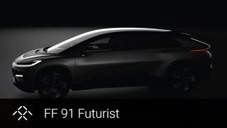 Download Faraday Future | A New Breed of Electric Vehicle | FF 91 Video