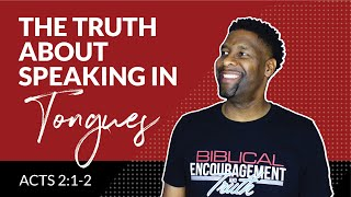Download The Shocking Truth About the Gift of Speaking in Tongues Video