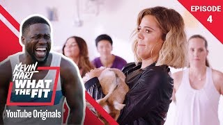 Download Goat Yoga with Khloé Kardashian | Kevin Hart: What The Fit Episode 4 | Laugh Out Loud Network Video