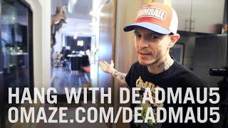 Download Take a Tour of deadmau5's Apartment...Then Meet Him. // Omaze Video
