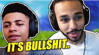 Download MYTH GETS ANGRY AT HAMLINZ LOADOUT IN 1V1 *AWKWARD* - Fortnite Video