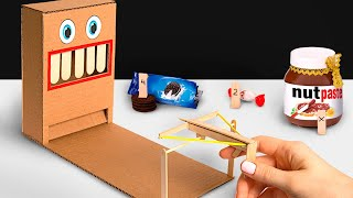 Download How to make Mini Game Gun Shooting from Cardboard Video