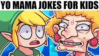 Download YO MAMA FOR KIDS! Video Games ft. Minecraft (Cartoons) Video