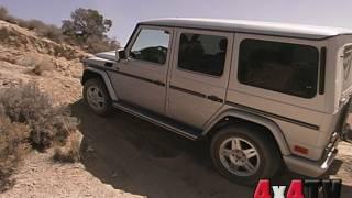 Download 2002 Mercedes Benz G500 Test - 4x4TV Test Video