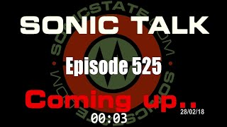 Download Sonic TALK 525 - When You Meet Genius Video