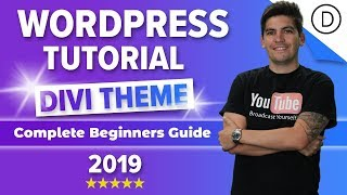 Download How To Make A Wordpress Website 2019 - Divi Theme For Beginners Video