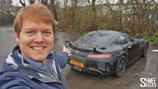 Download Driving My AMG GT R 500 Miles Home For Christmas!   VLOG Video