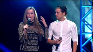Download Michael Seater & Ashley Leggat on ″Count Me In″ Live Broadcast Video