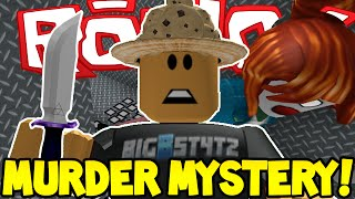 Download Roblox | MURDER MYSTERY - I'M THE MURDERER! Video