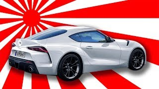 Download Going to Japan to See The New Supra - Intro Video