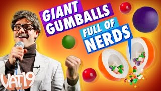 Download Confection Perfection | Giant Nerd Gumballs Video