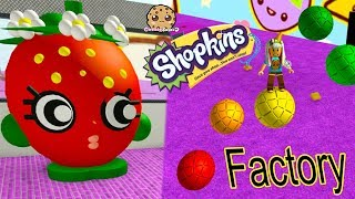Download Shopkins Factory !!! Roblox Tycoon Game Cookie Swirl C Let's Play Video Video