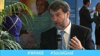 Download WHO: Malaria - Interview at ″World Health +SocialGood″ Video
