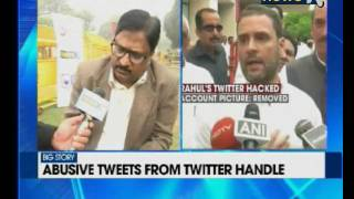 Download After Rahul Gandhi's account, Congress' official Twitter handle also hacked Video