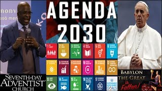 Download GC Adventist, Pope Unite Religions For UN Development Sustainable Goals Agenda 2030 Depopulation Video