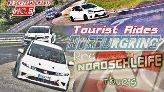 Download Nürburgring NORDSCHLEIFE Touristenfahrten Sunday Tourist rides ☺ nice Moments 03.09.17 #no crash No5 Video