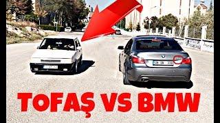 Download Tofaş Bmw'ye Kafa Tutarsa! |Tofaş VS BMW (Böyle yarış Görülmedi) Video