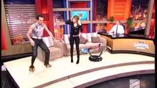 Download salome chachua da misha anguladze dance vanos show Video