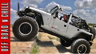 Download Jeep Wrangler Off Road / Go Topless day 2017 at Lazy Springs Video