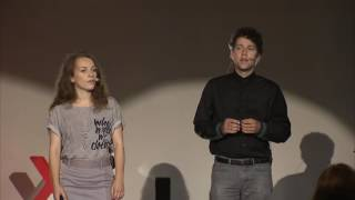 Download Innovative ideas for a sustainable future | Carina Bischof & Roland Bischof | TEDxFSUJena Video