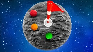 Download THIS EXTREME SHOT LANDED US ON THE MOON ! ( Golf It ) Video