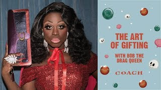 Download The Art of Gifting with Bob The Drag Queen | Coach New York Holiday Campaign 2019 Video