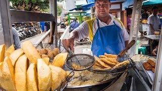Download Indonesian Street Food Tour of Glodok in Jakarta Video
