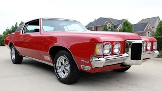 Download 1970 Pontiac Grand Prix For Sale Video