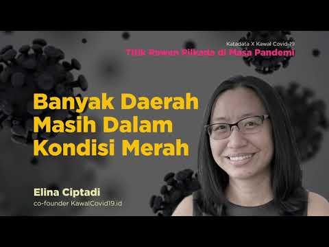 Banyak Daerah Masih Dalam Kondisi Merah   Katadata Indonesia