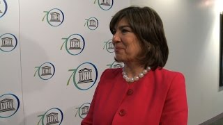 Download Christiane Amanpour UNESCO Goodwill Ambassador Video