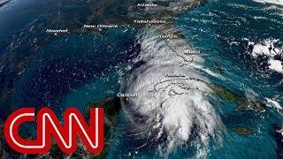 Download Hurricane Michael strengthens to Category 1 Video