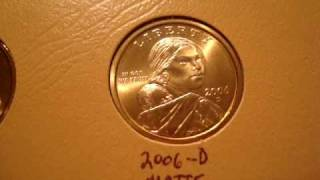 Download Sacagawea Golden Dollar Collection. Video